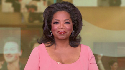 Oprah Winfrey...The Real Great Communicator